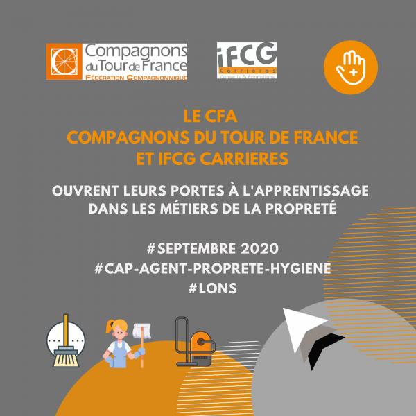 Publication-CAP APH-CAF et IFCG