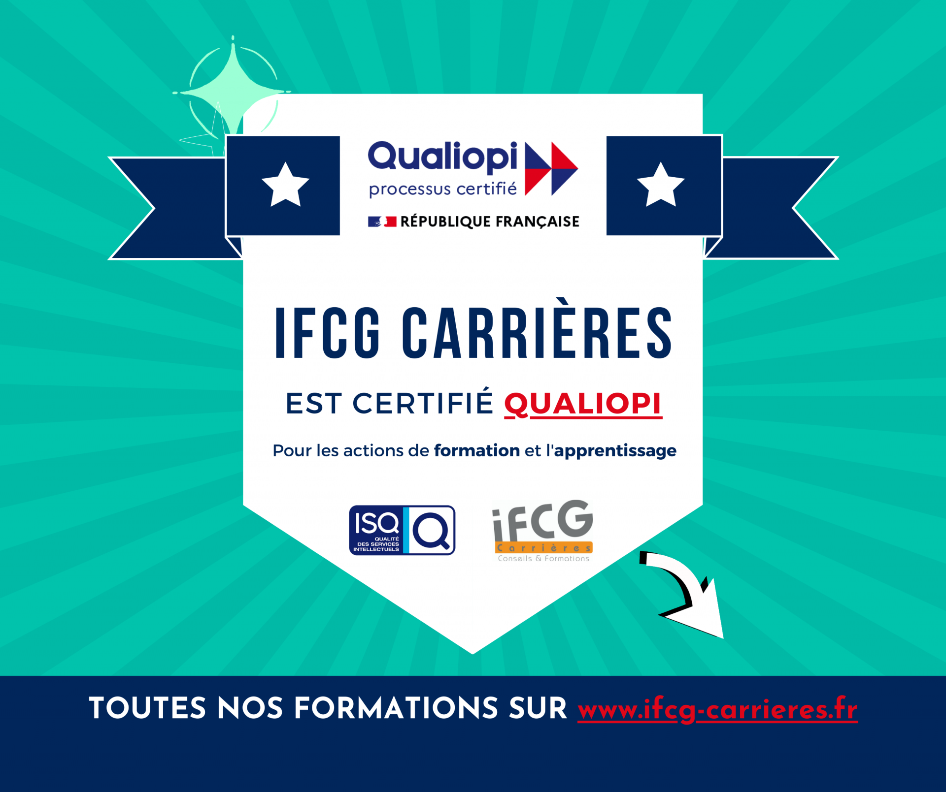 Publication ifcg carrieres qualiopi 25052021